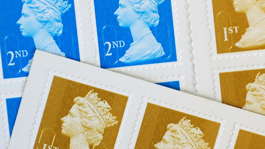Royal Mail increases price of first class stamp to 65p