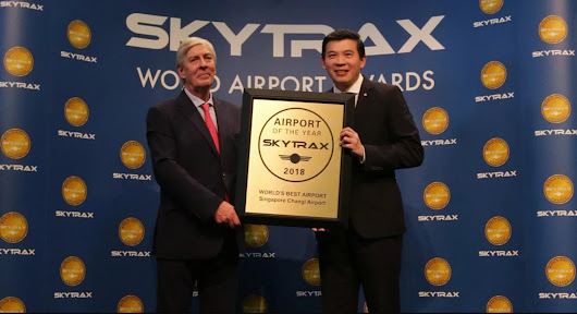 Skytrax announces its 2018 best airport in the world