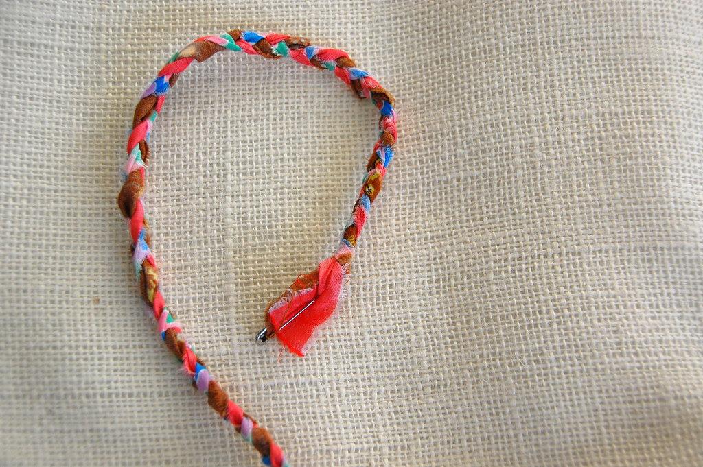 one braid