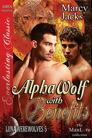 Alpha Wolf with Benefits (Luna Werewolves #5)