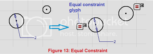 equal constraint demo