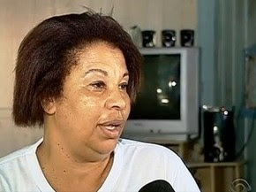 Mãe do motorista já foi ouvida pela Polícia Civil (Foto: Reprodução/RBS TV)