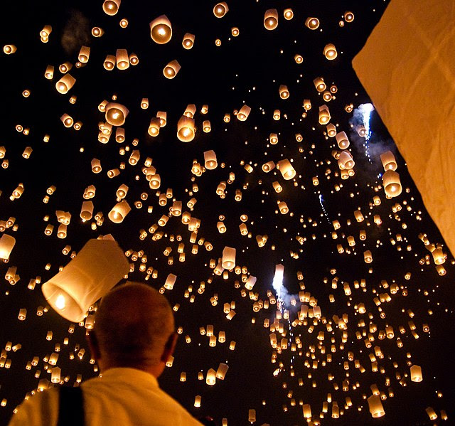 Loy Kratong 2013 Thailand hotel deals