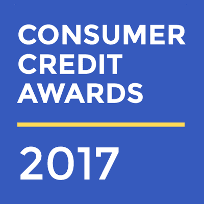 Consumer Credit Awards 2017 - Smart Money People
