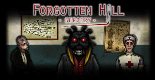 Forgotten Hill Surgery Lösung