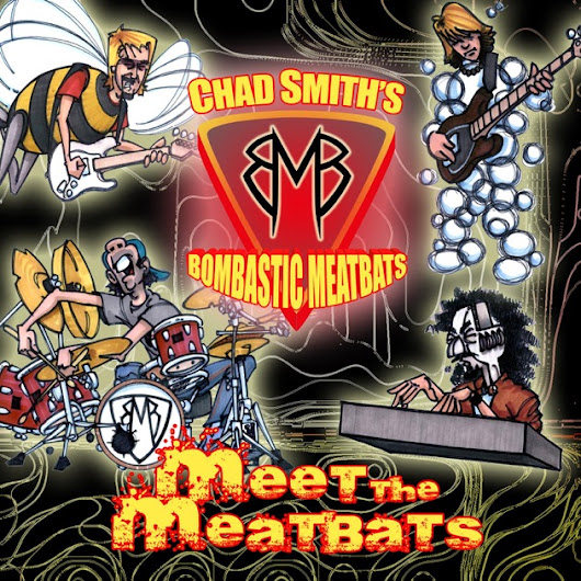 """Meet the Meatbats"" by Chad Smith's Bombastic Meatbats on iTunes"