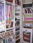Cute Girly Reach-In Closet Organizer Furniture Design Ideas for ...