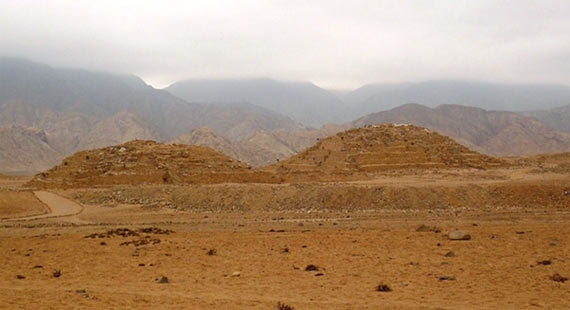 The Caral Pyramids