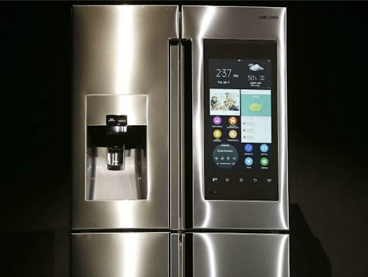 Spy Fridge: The Internet of Things Meets the Surveillance State - Breitbart