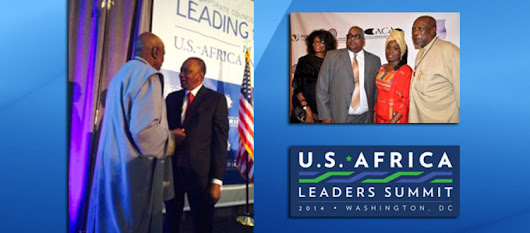 Louis Gossett, Jr. Honored at United States-Africa Leaders Summit | Eracism Foundation