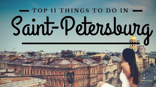TOP 11 things to do in Saint Petersburg, Russia (Updated 2018) | Miss Tourist | Travel Blog