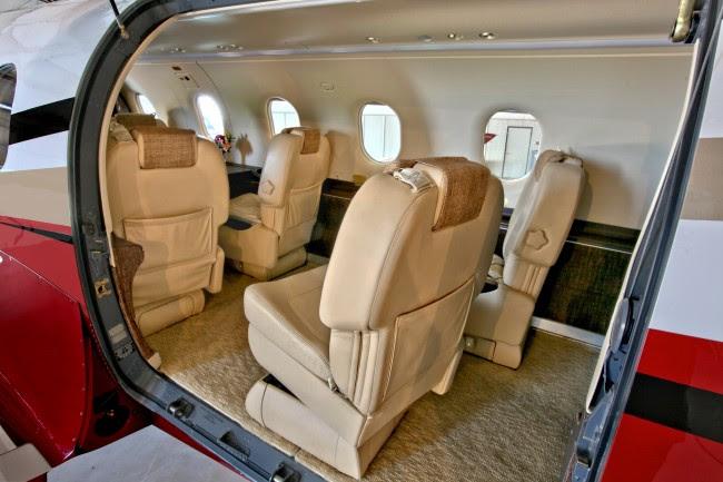 Premier Jet Aviation Jetav 2009 Pilatus Pc 12 Ng Serial 1158 N900gt