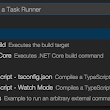 Run Gulp Task from Visual Studio Code
