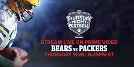 Amazon Prime teams up with the NFL to launch live Thursday Night Football