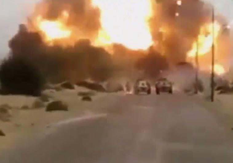 Terror attack in Sinai