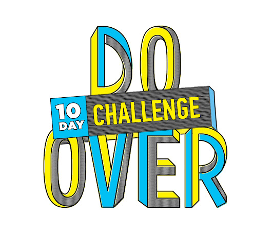 Every Minute Matters! Sign up for the 10-Day Do Over Challenge. - Jon Acuff