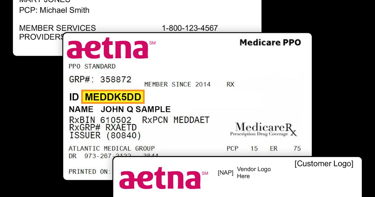 Aetna Insurance Member Id   aesthetic name