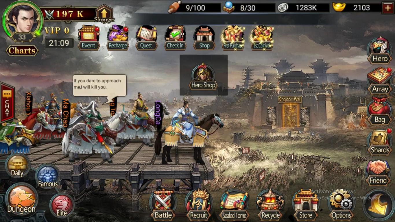 tai game Legend of Three Kingdoms