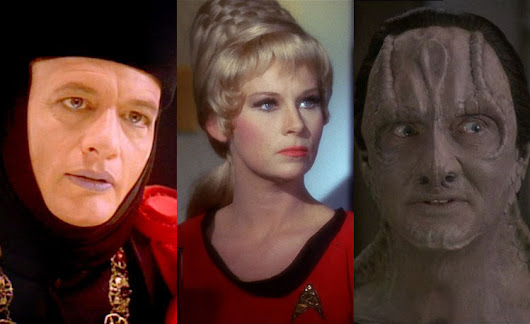 The 21 most interesting Star Trek supporting characters