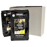 Kirkland Signature Organic Ethiopia Whole Bean Coffee, 2 lbs., 2-Count