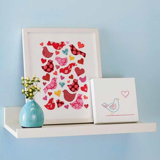 Modern Valentine's Day Artwork