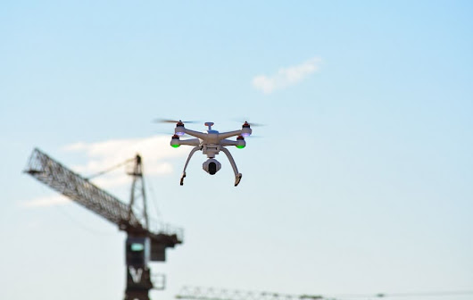 How Drones Are Saving Lives at Industrial Jobsites - Unmanned Aerial Online