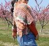 Peach Orchard Cardi-Wrap