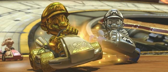 Dessin De Mario Kart 8 Deluxe Les Dessins Et Coloriage
