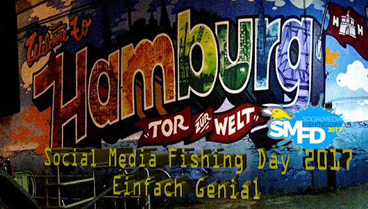 Social Media Fishing Day 2107 - Einfach genial - www.Barsch-Junkie.de