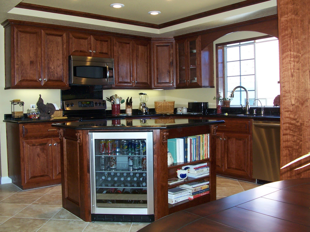 25 KITCHEN REMODEL IDEAS  Godfather Style