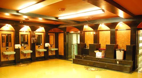 Los Angeles Theatre Men's Room