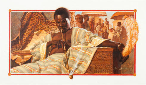 A Collection Of Art Great Kings And Queens Of Africa Dunia Magazine