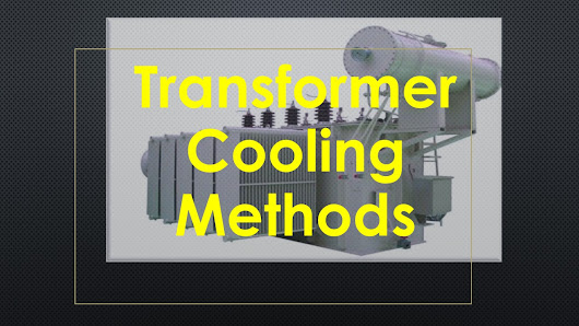 Transformer Cooling Methods and Systems