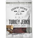 Country Archer Turkey Jerky, Hickory Smoke - 2.75 oz packet