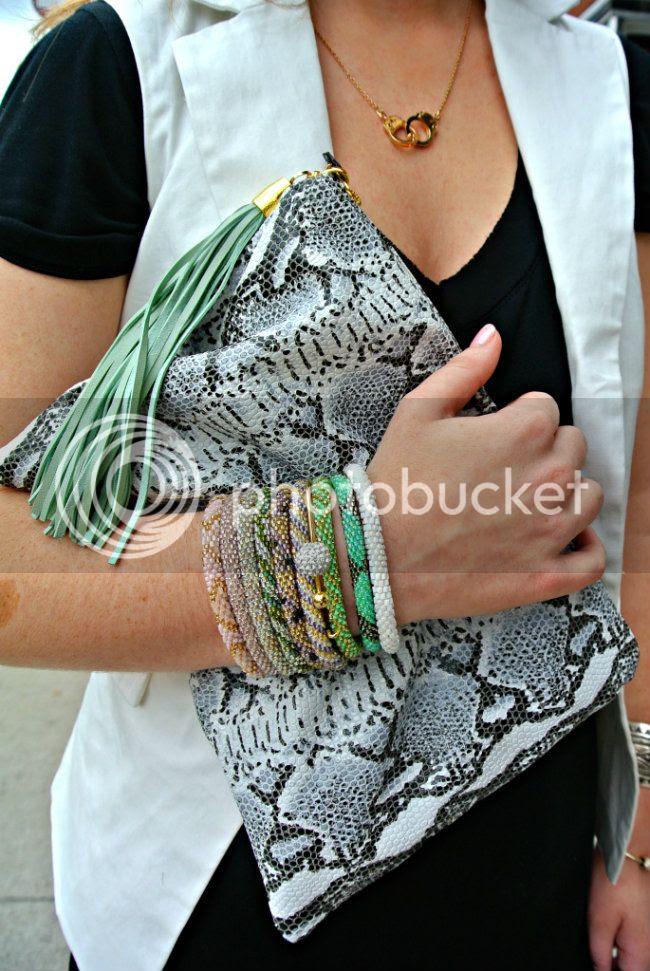 Blair Ritchey Lulu clutch
