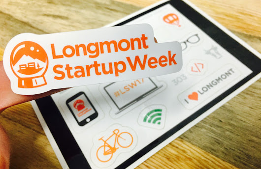 Calling All Colorado Entrepreneurs to Longmont for Startup Week