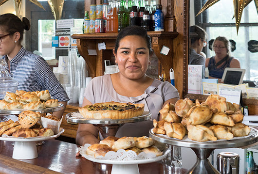 Meet the Center City Argentinian restaurateur who wants to feed Pope Francis her empanadas