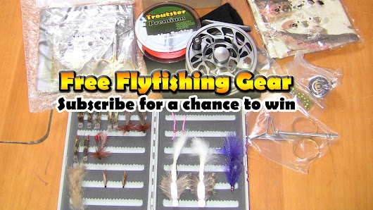 Free Gear Giveaway Feb-March 2017! | Troutster.com - Fly Fishing and Trout Information - Facts, Tips and Tricks