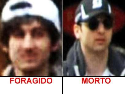 Os suspeitos tem origem chechena Foto: Reprodução