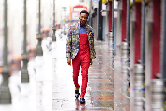 Norris Danta Ford: From Living in Foster Care to Becoming a DIY Fashion Icon