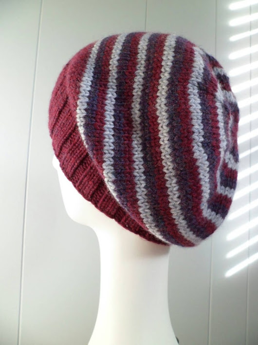 Knockmaroon Hat by GingerYarnCo on Etsy