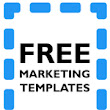 4 free templates to help you promote your book - part one (print)