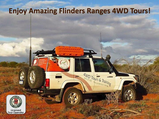 Enjoy Amazing Flinders Ranges 4WD Tours!