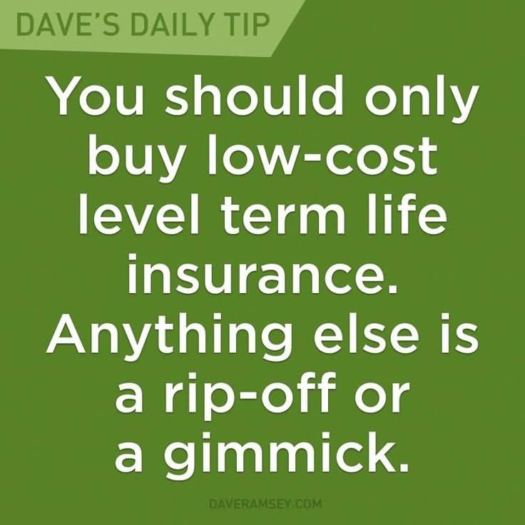 20 Level Term Life Insurance Quotes \u0026 Pictures  QuotesBae