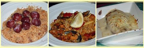 Restaurante El patio de Don Julián- Primeros platos del menu del día