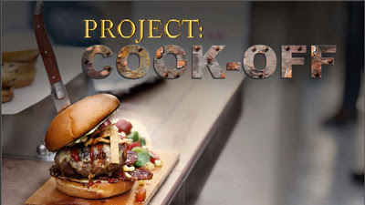 Project: Cook-Off on The Outdoor Cooking Channel
