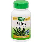 Natures Way Vitex Fruit, 400 mg, Vegetarian Capsules - 100 capsules