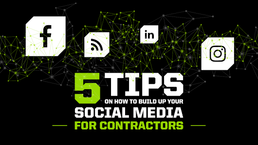 5 Tips On How To Build Up Your Social Media