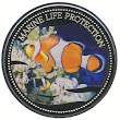 Marine-Life Protection Color Coins