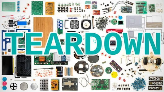 Teardown hardware hacking con starts today in Portland